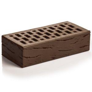 клинкер фасадный_шоколад антик
